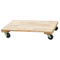 SOLID PLATFORM WOOD DOLLY MO200 | Ontario Safety Product