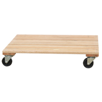 SOLID PLATFORM WOOD DOLLY MO202 | Ontario Safety Product
