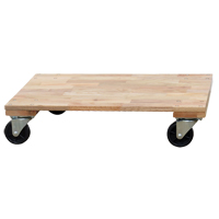 SOLID PLATFORM WOOD DOLLY MO203 | Ontario Safety Product