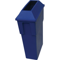 Recycling Containers Bullseye™ NA805 | Ontario Safety Product