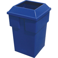 Recycling Containers Bullseye™ NA807 | Ontario Safety Product