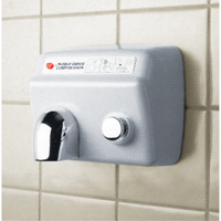 Manual Hand Dryers NA945 | Ontario Safety Product