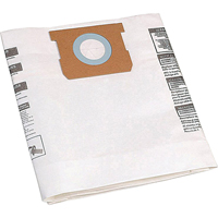 Light-Duty Vacuums - Filters & Filter Bags NC236 | Ontario Safety Product