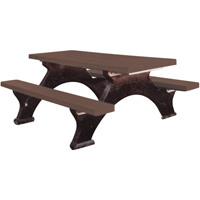 Recycled Plastic Picnic Tables ND423 | Ontario Safety Product