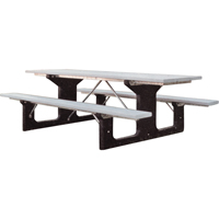 Recycled Plastic Picnic Tables ND426 | Ontario Safety Product