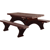 Recycled Plastic Picnic Tables ND429 | Ontario Safety Product