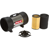 Air Management Systems - Portable Air Cleaner NH612 | Ontario Safety Product