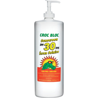 Croc Bloc™ SPF 30 Sunscreen Lotion in Bulk NI315 | Ontario Safety Product