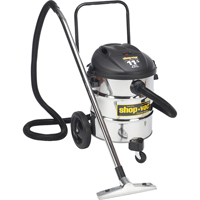 Contractor Wet/Dry Vacuums 6 HP Single-stage Motor - Contractor Vacuum NI650 | Ontario Safety Product