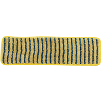 "18"" Microfibre Hygen™ Scrubber Pads NI718 