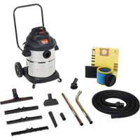 Powerful Industrial Wet/Dry Vacuums 2.5 & 3 Peak HP 2-Stage Motor NI730 | Ontario Safety Product