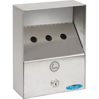Exterior Smoking Receptacles NI746 | Ontario Safety Product