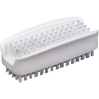 "BRUSH, HAND & NAIL, 1 1/2"" X 3 1/2"" PLASTIC NI788 