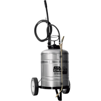 Stainless Steel Cart Sprayers NJ084 | Ontario Safety Product