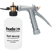 SELF-MIXING METAL HOSE END SPRAYER NJ447 | Ontario Safety Product