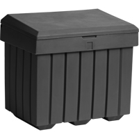 Economy Salt Sand Storage Container NJ452 | Ontario Safety Product