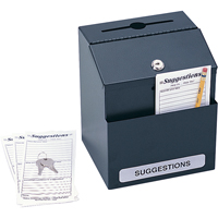 Suggestion Boxes OE810 | Ontario Safety Product