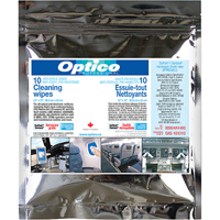Optico® Professional Cleaning Wipes ON589 | Ontario Safety Product