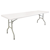 Polyethylene Folding Tables ON600 | Ontario Safety Product