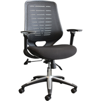 Activ® A-45 High-Back Mesh Syncro-Tilter Office Chairs ON710 | Ontario Safety Product
