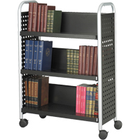 Scoot™ Book Carts ON737 | Ontario Safety Product