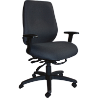 Cierra™ Heavy Duty Ergonomic Chairs OP256 | Ontario Safety Product