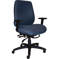 Cierra™ Heavy Duty Ergonomic Chairs OP257 | Ontario Safety Product