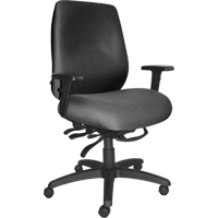 Cierra™ Heavy Duty Ergonomic Chairs OP258 | Ontario Safety Product