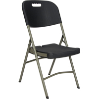Polyethylene Folding Chairs OP448 | Ontario Safety Product