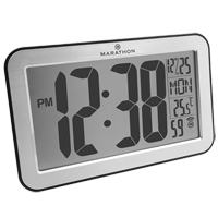Atomic Wall Clock OP582 | Ontario Safety Product