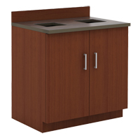 Modular Base Cabinet OP754 | Ontario Safety Product