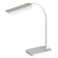 Safco® Mini-Vamp™ LED Task Light OP867 | Ontario Safety Product