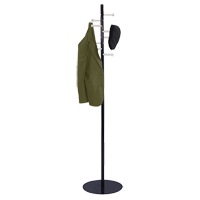 Safco® Nail Head Coat Rack OP880 | Ontario Safety Product