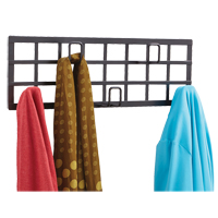 Safco® Grid Coat Rack OP881 | Ontario Safety Product