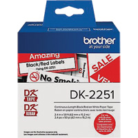 Brother® Labels OP898 | Ontario Safety Product