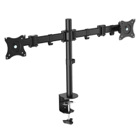 ActivErgo™ Dual Monitor Arm OP969 | Ontario Safety Product