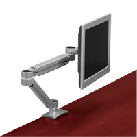 Single Screen Monitor Arm OQ012 | Ontario Safety Product