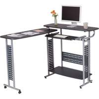 Scoot™ Standing Desk with Rotating Work Surface OQ707 | Ontario Safety Product