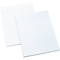 White Paper Pads OTF719 | Ontario Safety Product