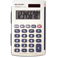 Hand Held Calculator OTK387 | Ontario Safety Product