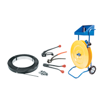"1/2"" Steel Strapping Systems PB654 