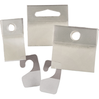 Merchandise Display Hang Tabs PC603 | Ontario Safety Product