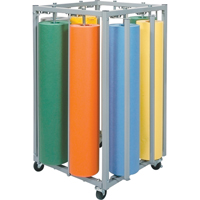 8 Roll Paper Rack PC930 | Ontario Safety Product