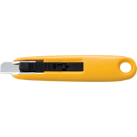 Compact Knife with Self-Retracting Blade PE986 | Ontario Safety Product