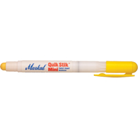 Quik Stik® Mini Yellow Paint Marker PF243 | Ontario Safety Product