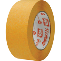 Premium Grade Orange Masking Tape PF303 | Ontario Safety Product