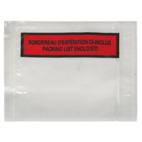 Packing List Envelope PF878 | Ontario Safety Product