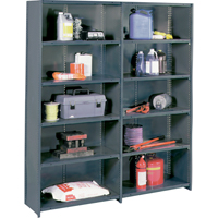 Heavy-Duty Ultracap™ Steel Shelving RL232 | Ontario Safety Product