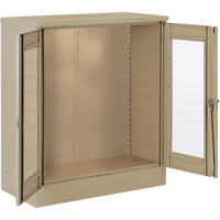 Knocked-Down Visual Cabinet RL349 | Ontario Safety Product