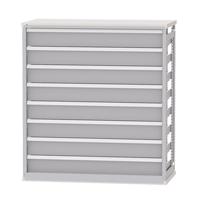 Integrated Shelving Drawer Inserts for Metalware Shelving RN469 | Ontario Safety Product